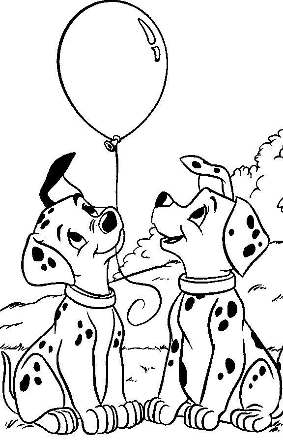 Mewarnai Anjing Kelompok Bermain Alia