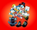 donald_duck_disney_character_free_picture_wallpaper_screensaver_everyone_in_the_car_by_freedisneyworldinfo