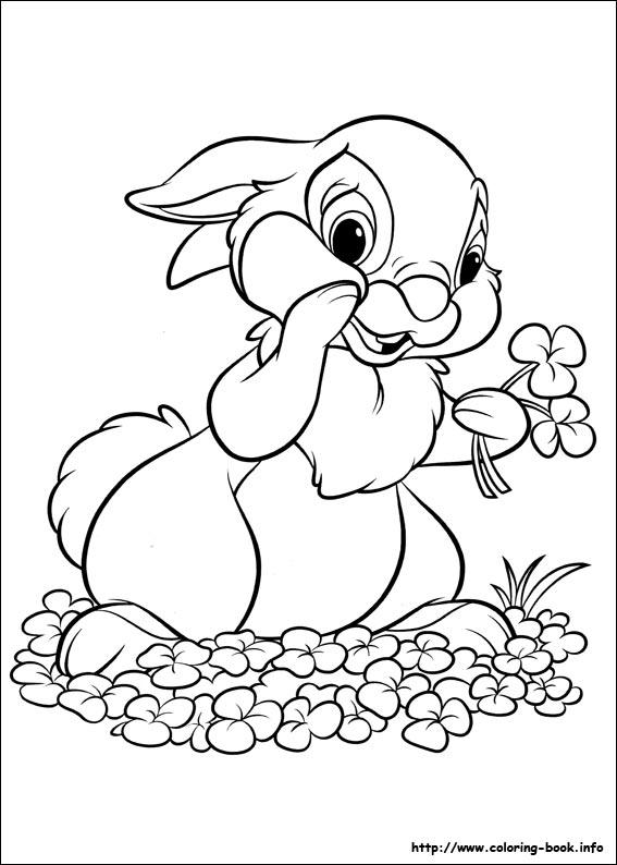 Зайчик раскраска для детей распечатать