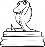 smiling-cobra-coloring-page